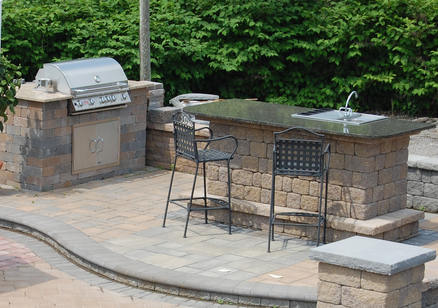 Pavers and Natural Wall Stone